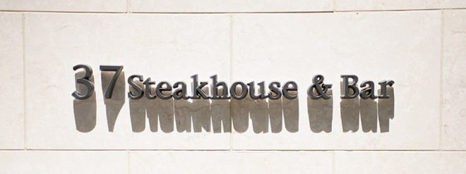 37 Steakhouse & Bar ON Air No.805