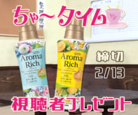 ちゃータイム 視聴者プレゼント(2/7)