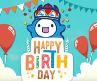 Happy Birthday!! Qごろ〜 Twitterキャンペーン
