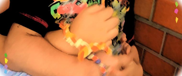 REMAKE Tシャツ☆彡〜あなたの服をオリジナルミサンガに〜