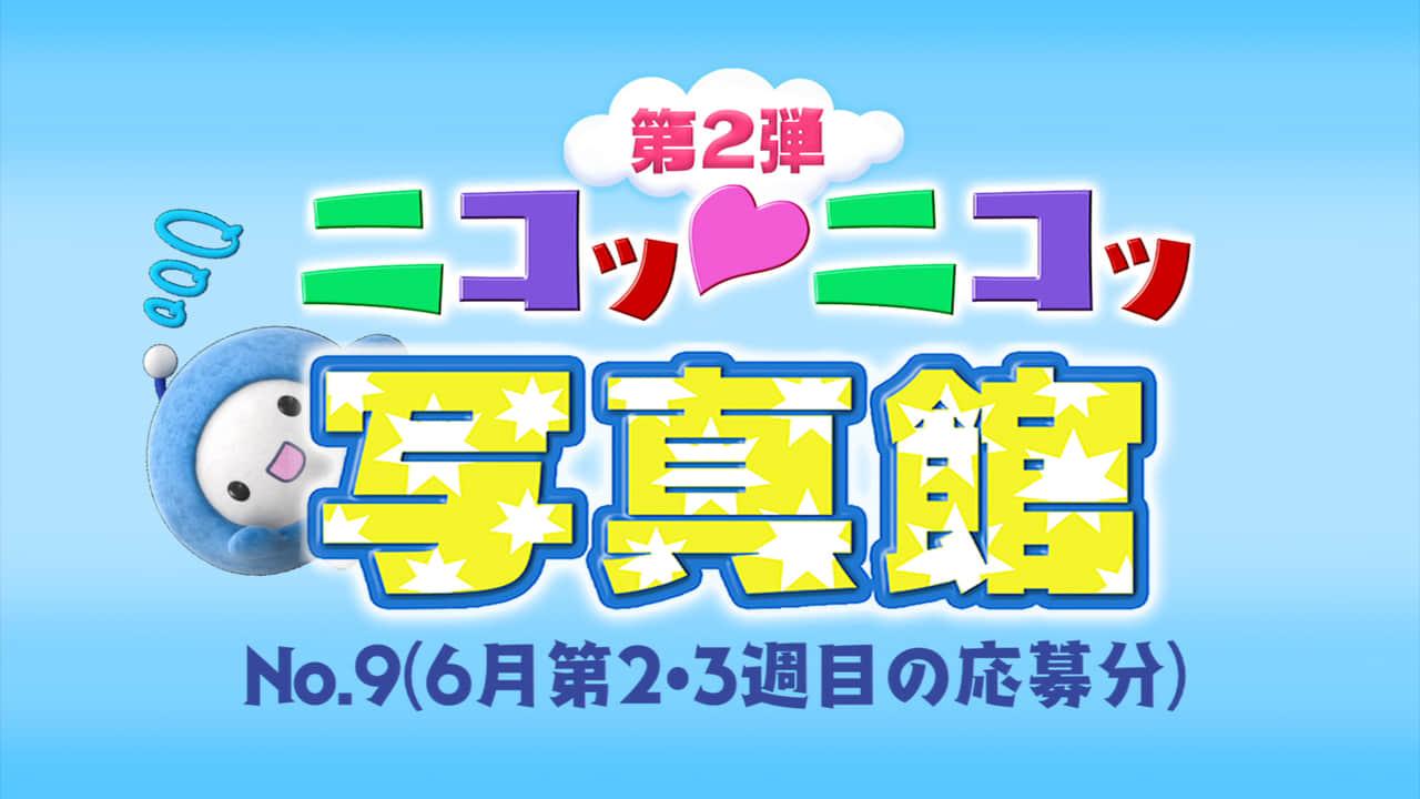 No.9「6月第2週・第3週の応募分」