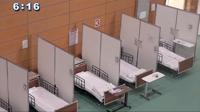 2カ所目「待機ステーション」沖縄市に新設 中止の広域接種は再開