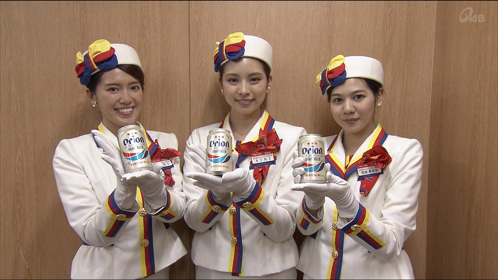 オリオンビールが名護市の桜再生へ寄付金贈呈