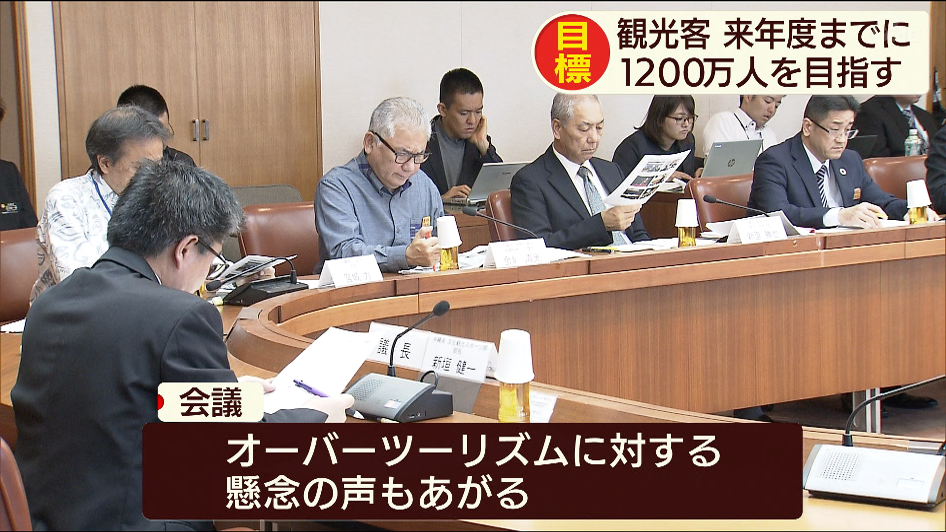 沖縄観光実行戦略会議
