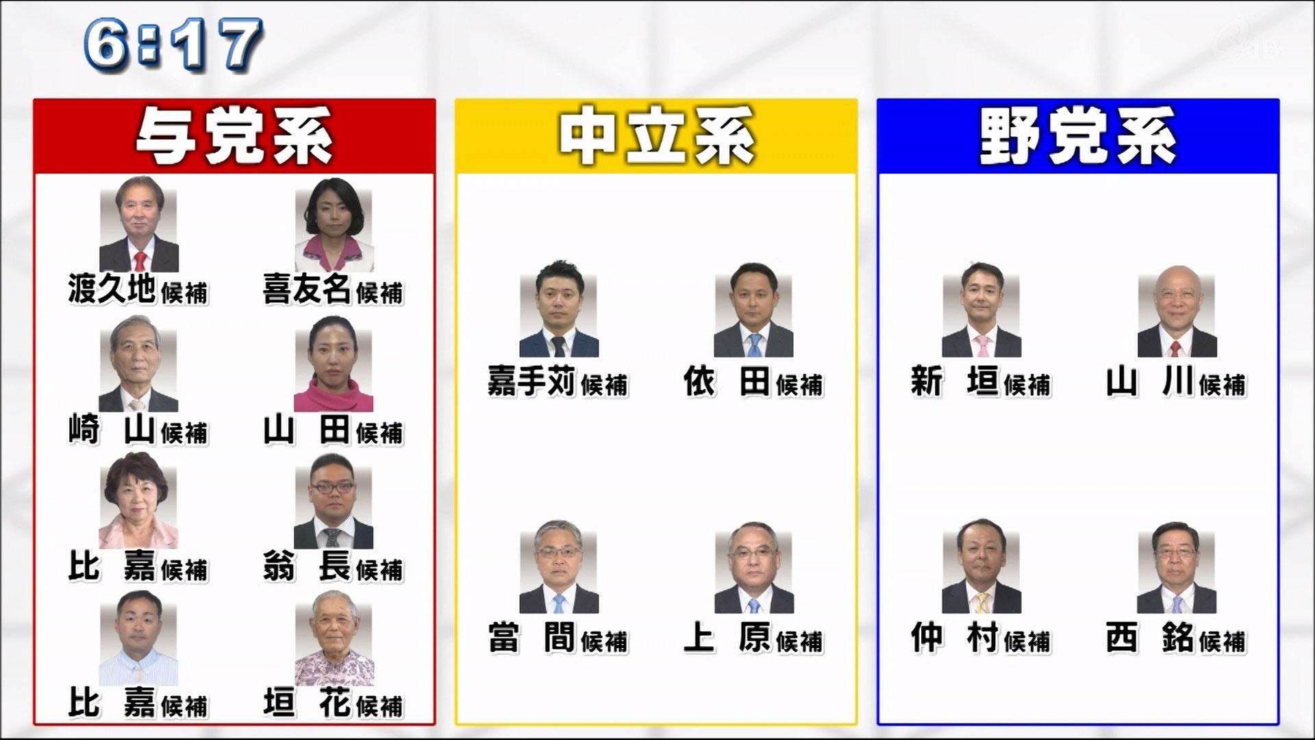 県議選3日攻防リポート
