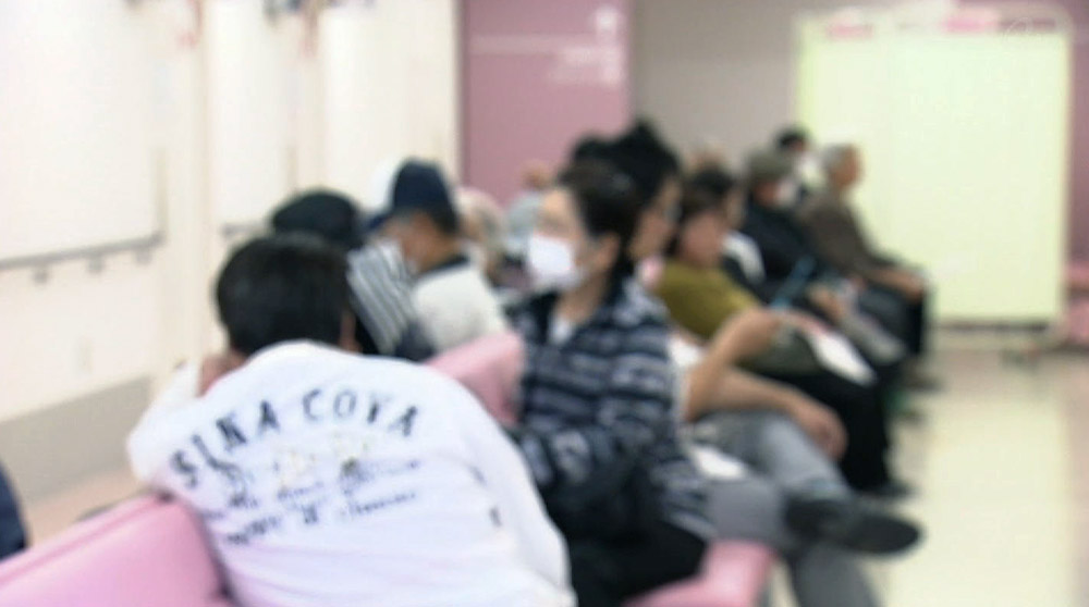 インフルエンザ患者さらに増える
