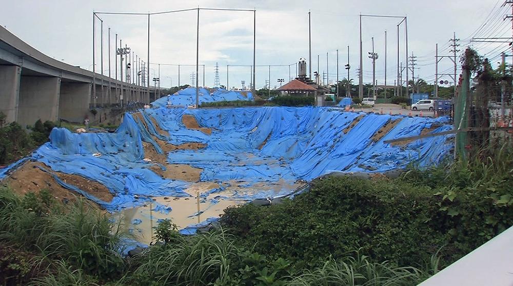 土壌汚染拡大防ぐよう要請