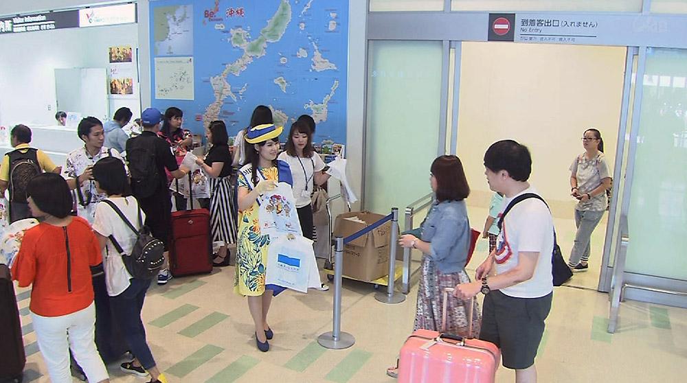 中国東方航空が杭州と那覇で定期便