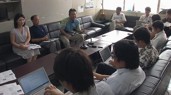 島ぐるみ会議 あす国連特別報告者招きシンポ開催