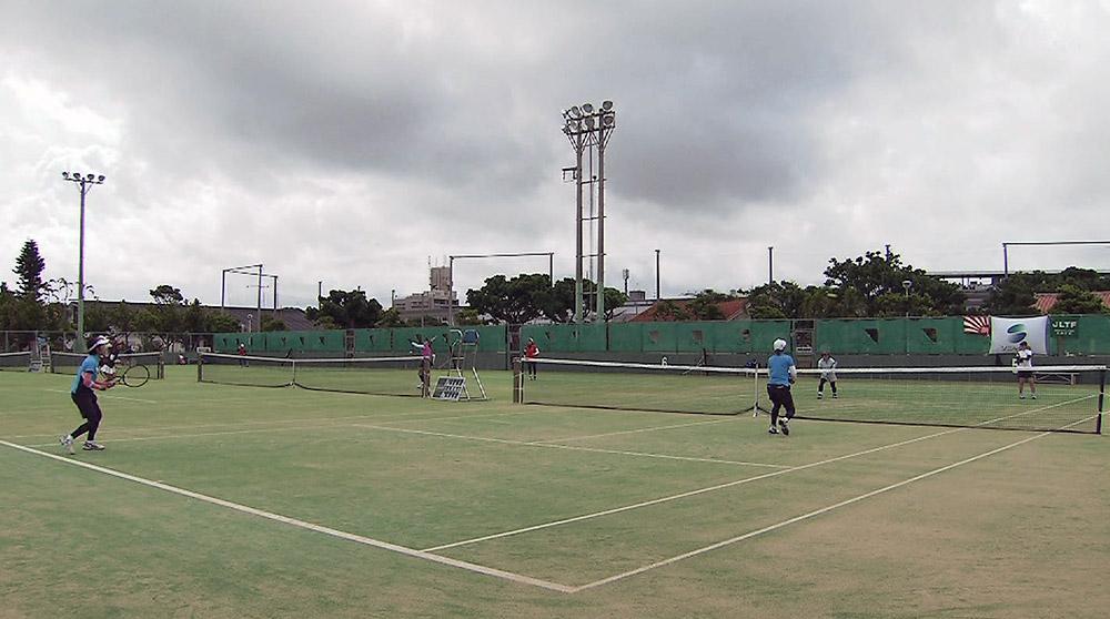 女子アマチュアテニス大会