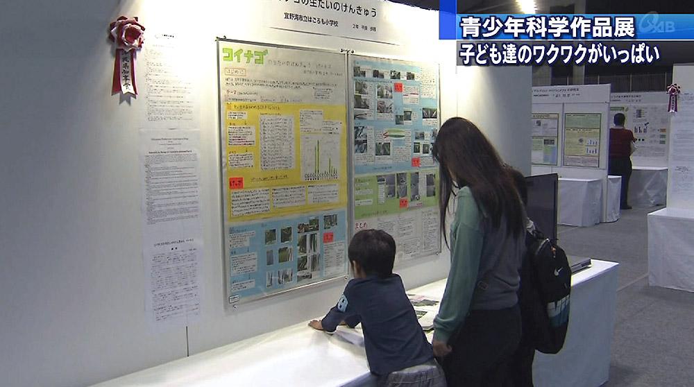 沖縄青少年科学作品展