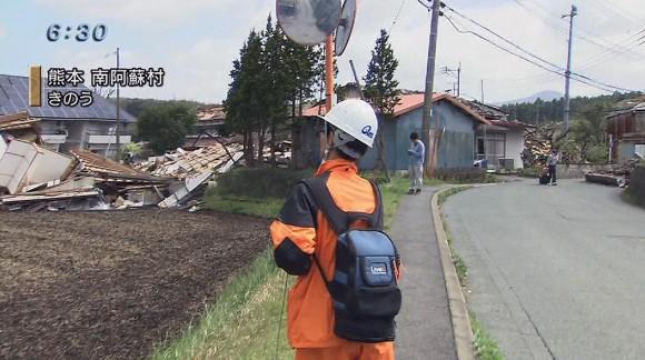 熊本の現状は 被災地を取材した記者に聞く