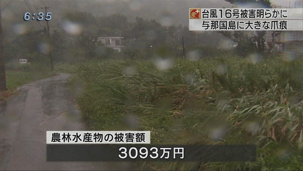 台風16号被害まとめ