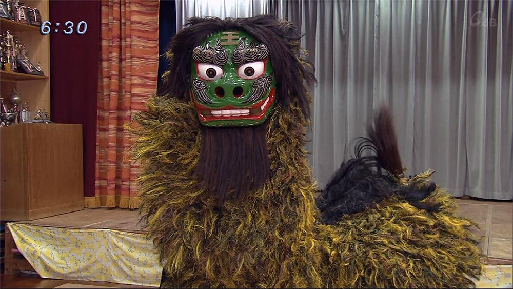 志多伯の獅子加那志 中継!300年の伝統の舞