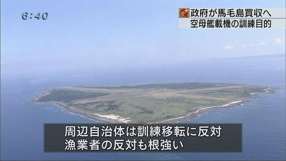 馬毛島買収へ 政府が土地の不動産鑑定を公告