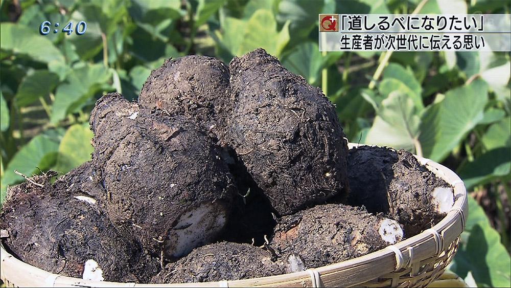 """""""ターウムの日"""" 生産農家が次世代に伝える思い"""