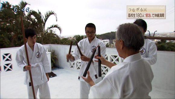 """つながる × 民泊 高校生180人 """"民泊""""で沖縄満喫"""