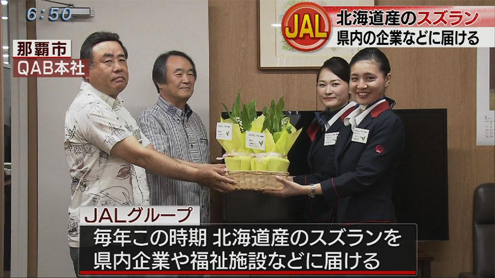 JALグループ すずらんキャンペーン