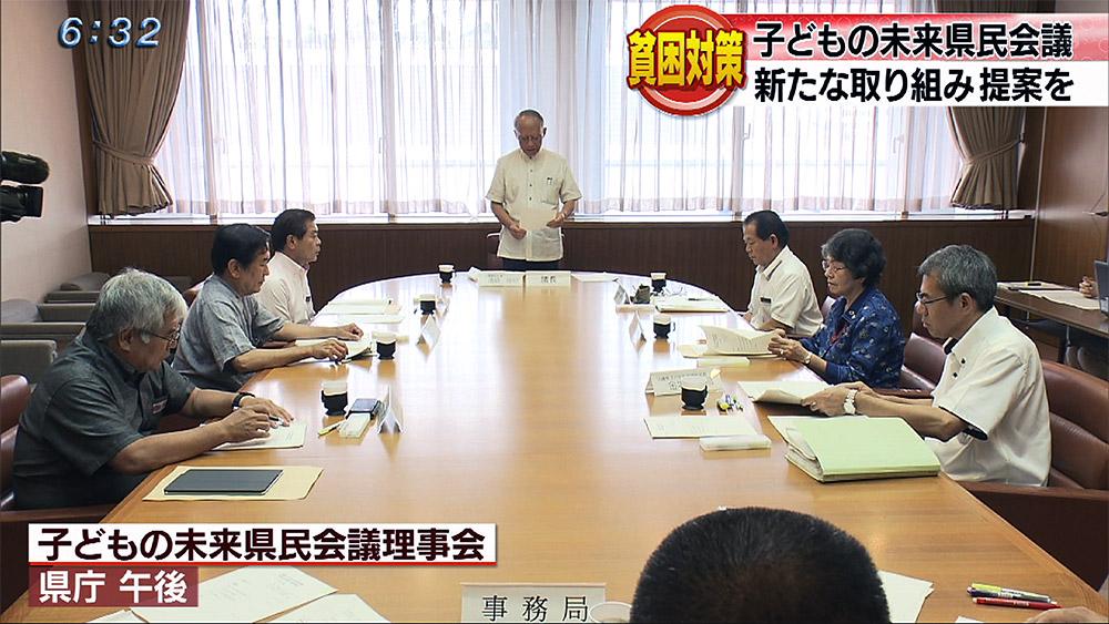 子どもの未来県民会議 理事会