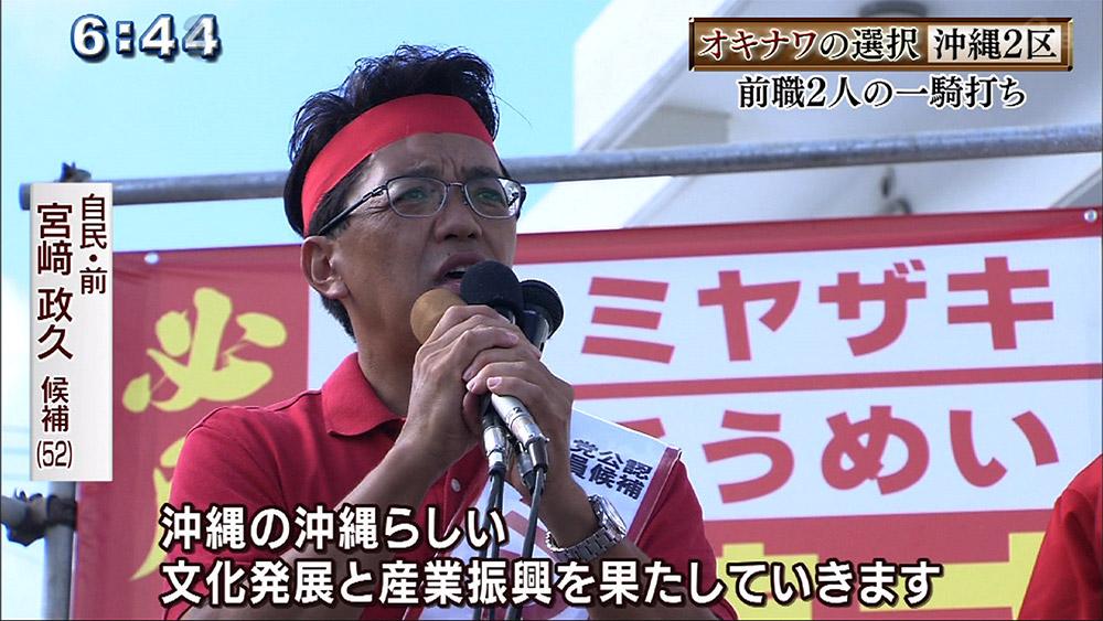 オキナワの選択 沖縄2区
