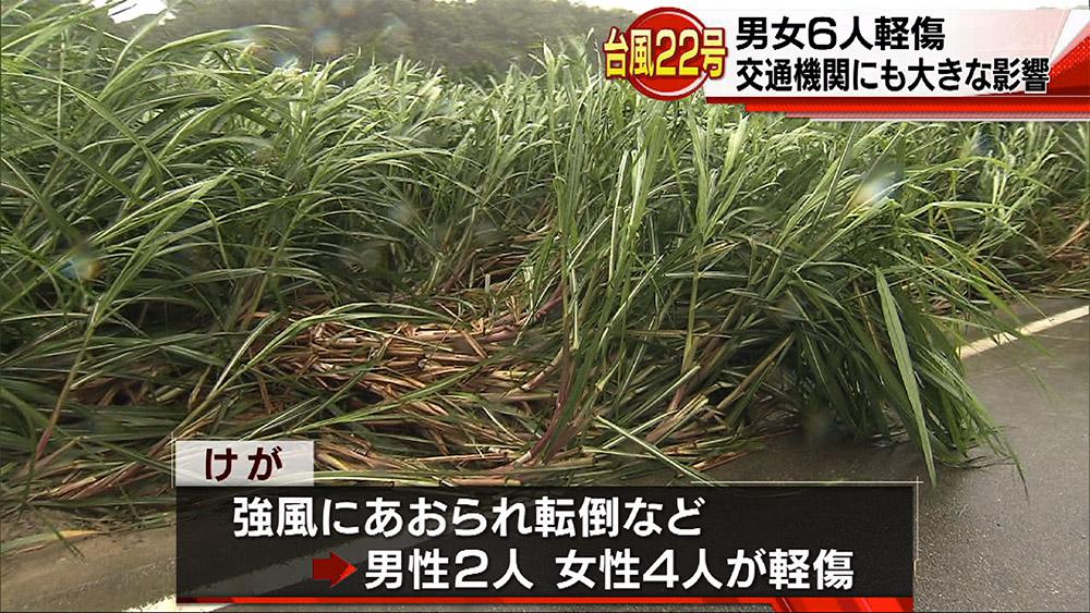 台風22号の被害まとめ