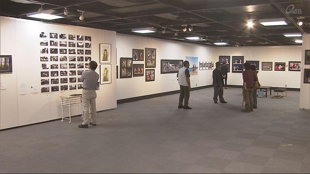 県写真協会会員作品展