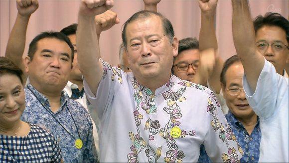 松川正則氏 宜野湾市長選挙への出馬要請を受諾