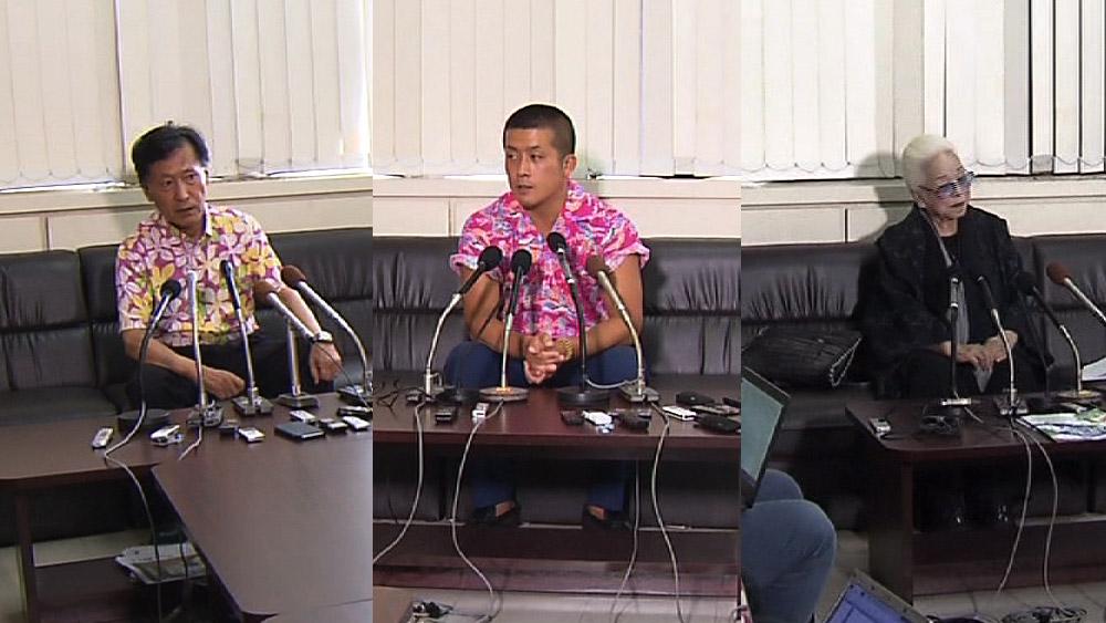 知事選 独自の政策訴える3候補