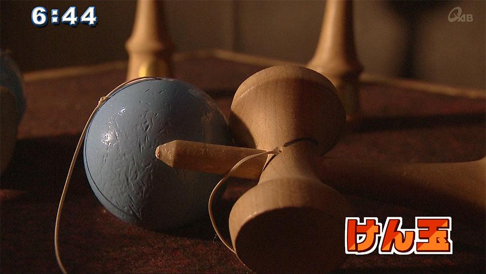 Qプラススポーツ部「競技」としてのけん玉が熱い!