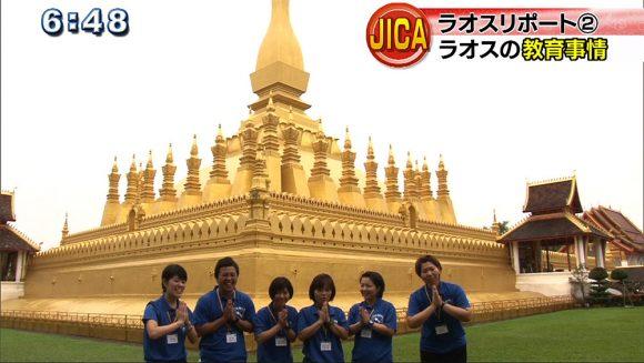 ラオスリポート(2) 先生たちが支援 JICA ラオスの教育事情