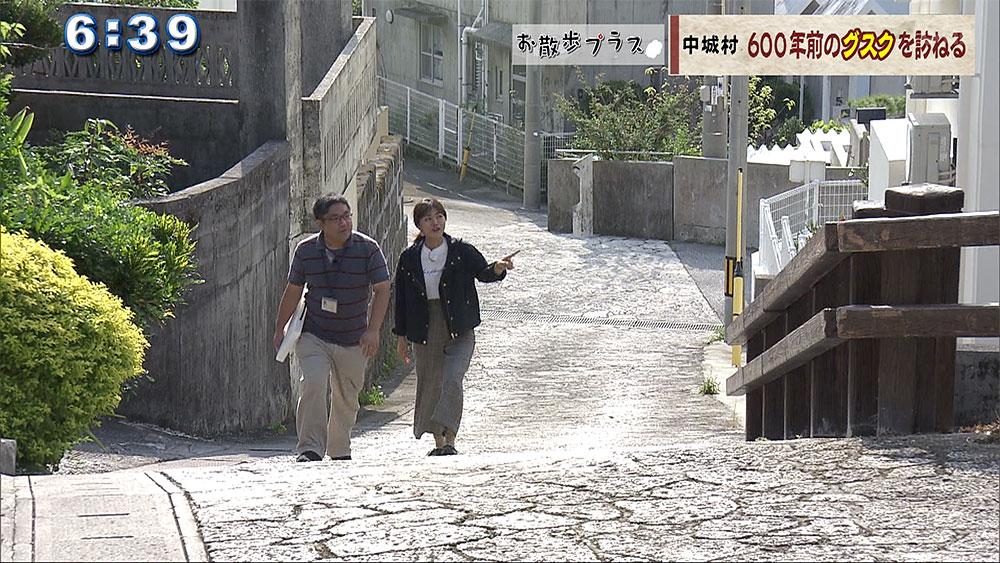 お散歩プラス 中城村