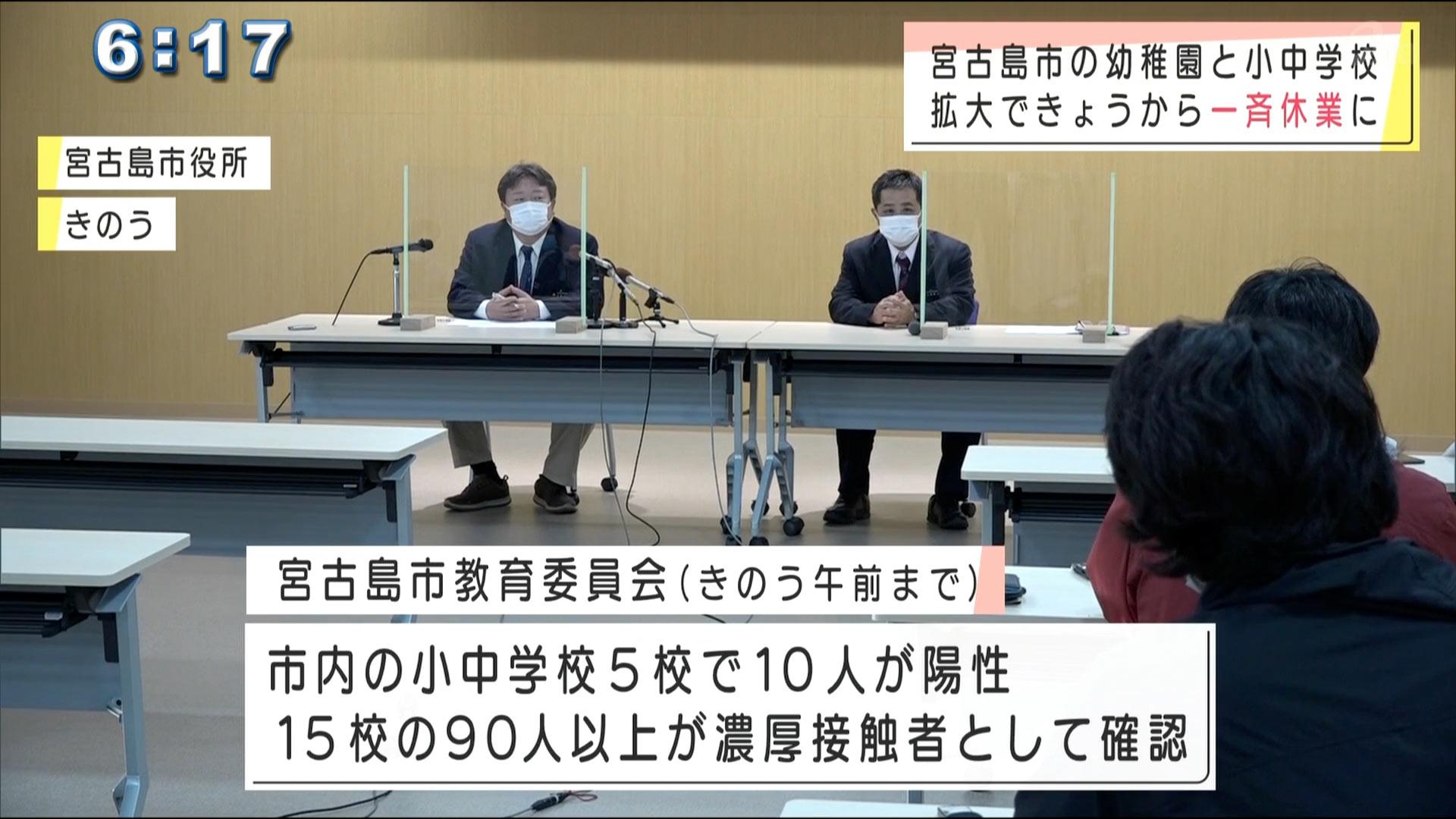 沖縄県 きょうの新型コロナ新規感染者98人