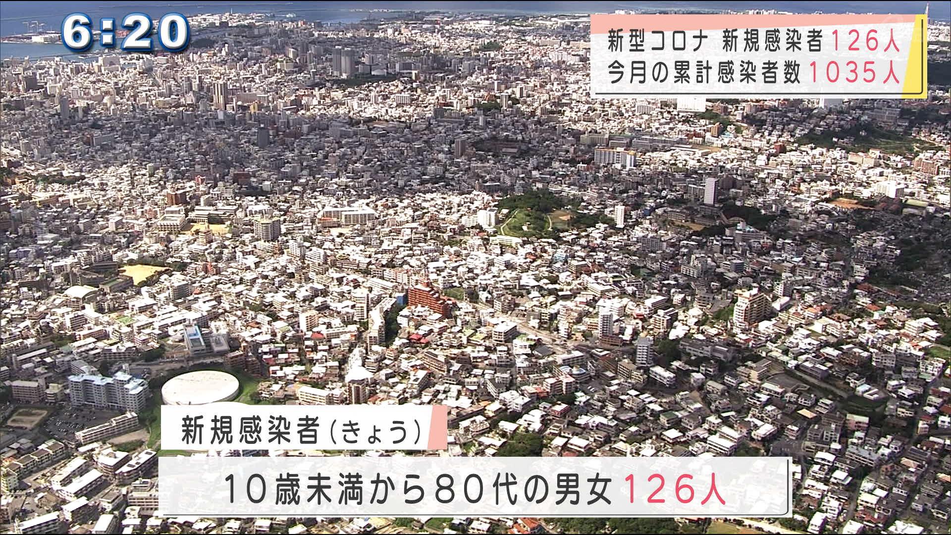 今日 沖縄 者 コロナ 感染
