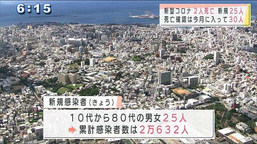 沖縄県 新型コロナきょうの感染状況