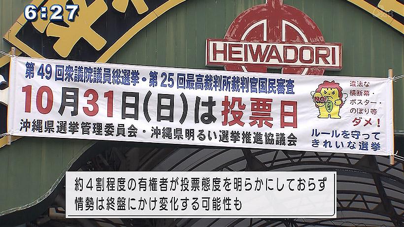 衆院選 朝日新聞社情勢調査