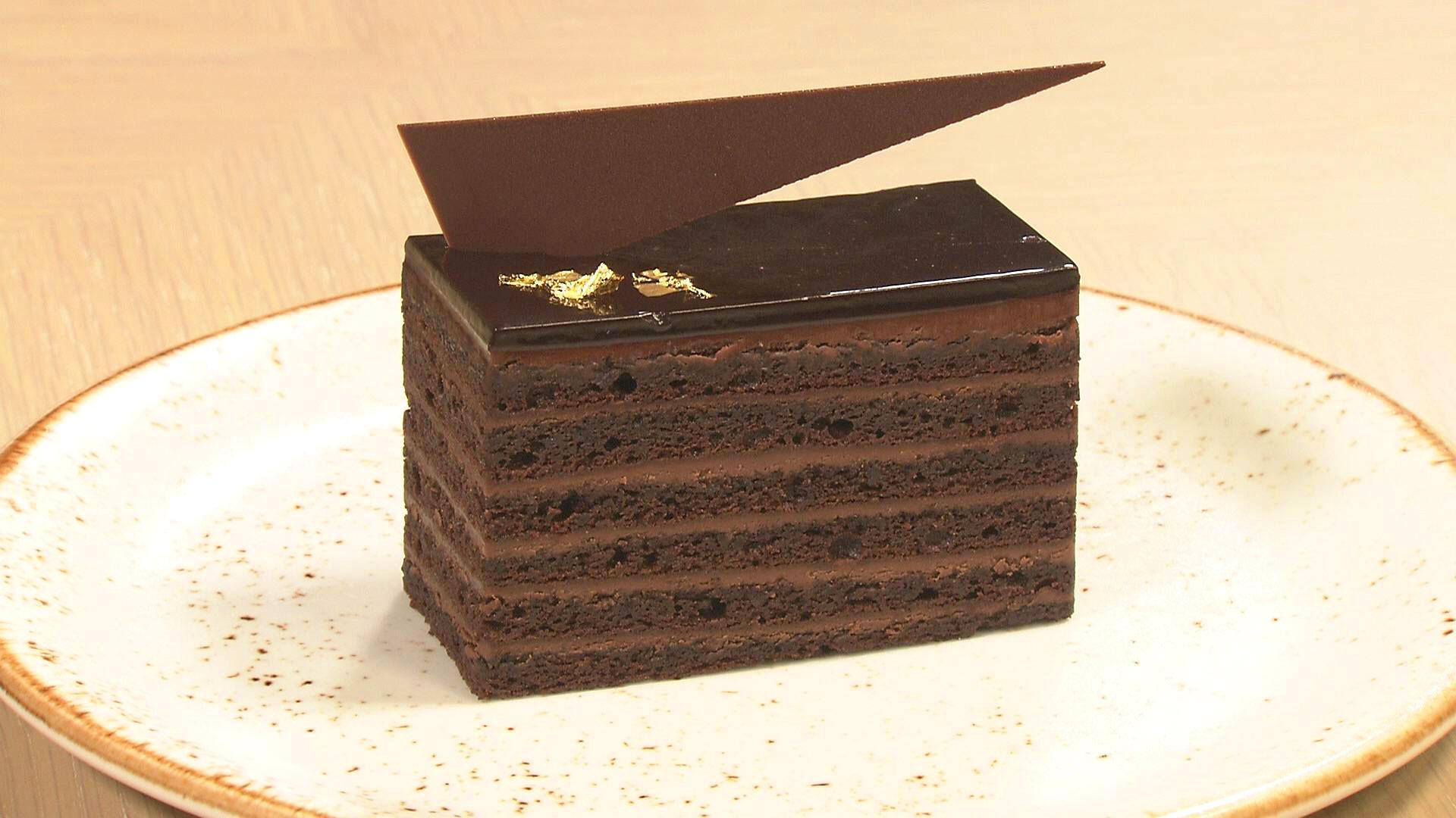 スーパーチョコレートケーキ