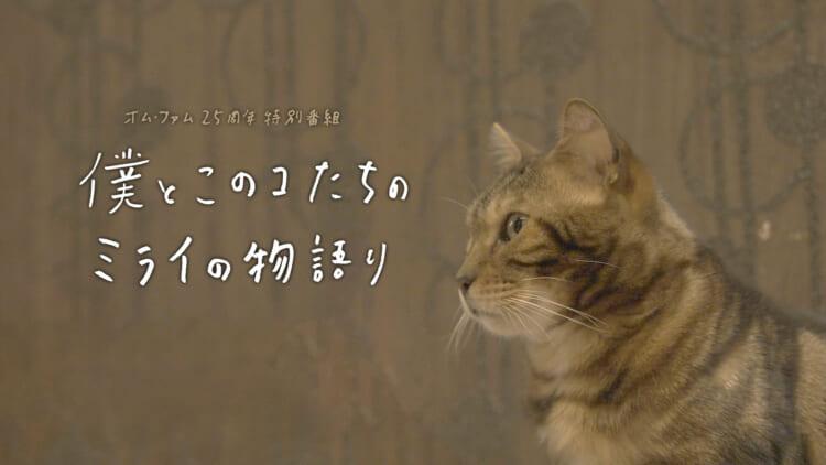 オム・ファム25周年特別番組「僕とこのコたちのミライの物語り」
