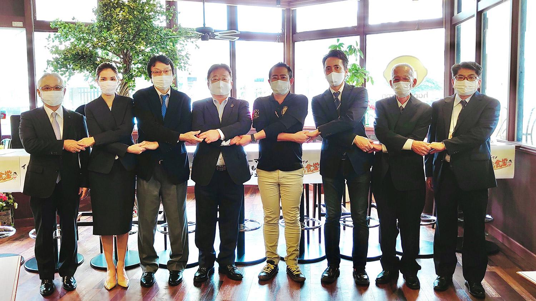琉球朝日放送と県内の多くの企業の皆様のご協力で実施しています!